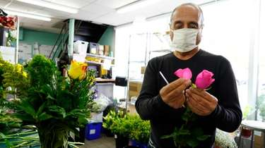 Robert Aiello of Lake Ronkonkoma works at James