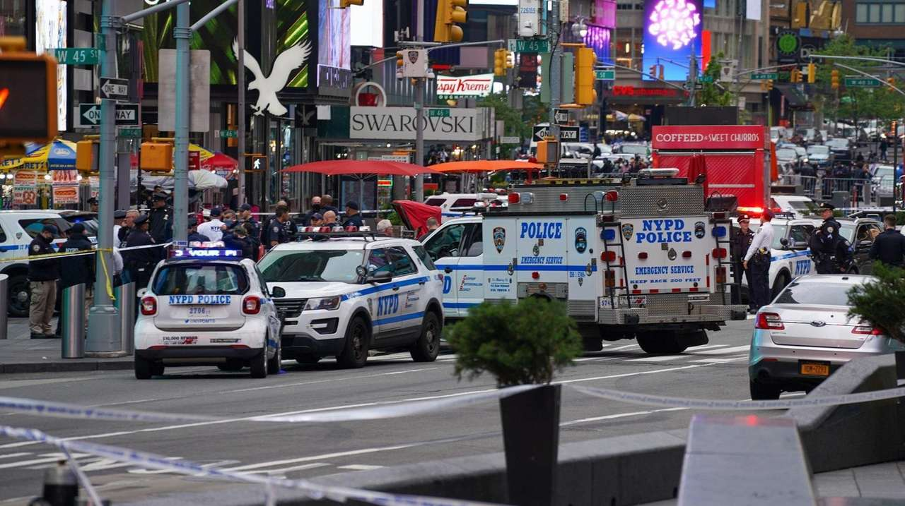 Saturday's Times Square shooting is the latest example