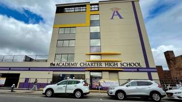 Students were allowed back in the Academy Charter