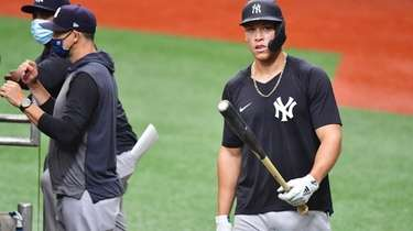 Aaron Judge and the Yankees are looking to