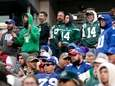 New York Jets and New York Giants fans