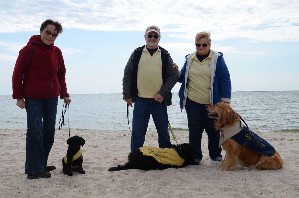 The Guide Dog Foundation for the Blind's Elizabeth