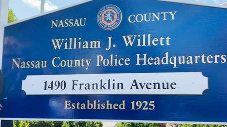 On Tuesday, Nassau County officials officially renamed the
