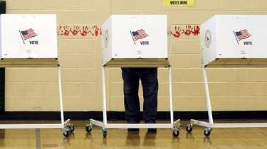 Long Island schools elections were held Tuesday to