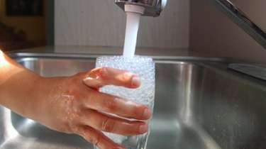 The Suffolk County Water Authority's ranking in an