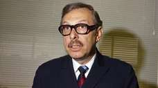 Rep. Lester Wolff in 1969. A longtime Democratic