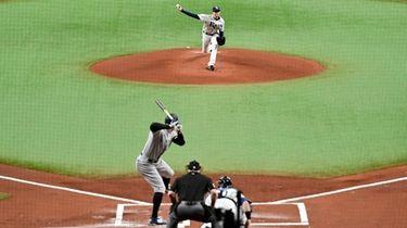 Collin McHugh #31 of the Tampa Bay Rays