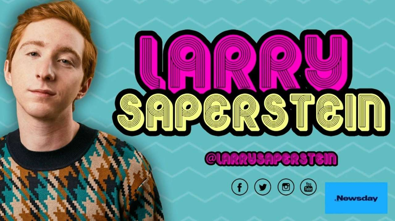 Larry Saperstein is a young television and musical