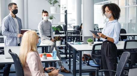 More than 27% of office workers in 10