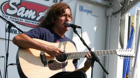 Zebra singer-guitarist Randy Jackson of Centereach will celebrate
