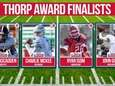 See who won Newsday's Thorp Award, given to