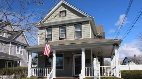 Priced at $830,000, this two-story home on Conklin