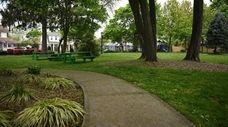 Emil Gerngras Park In Farmingdale