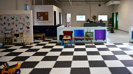 The Kiddie Clubhouse is now open in Syosset.