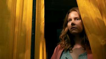 "Amy Adams as Anna Fox in ""The Woman"