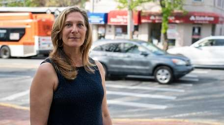 Jivanna Bennaeim stands at the intersection where her