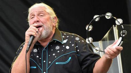 Doug Gray of The Marshall Tucker Band