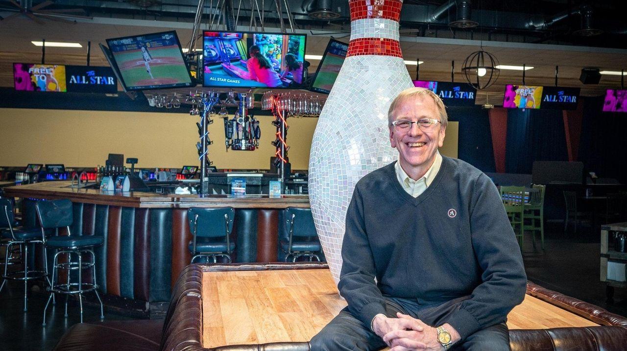 Chris Keller, owner of The All Star bowling