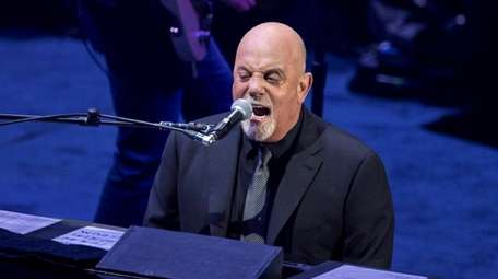 Billy Joel is the voice behind the video