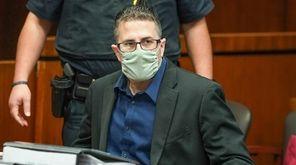 Michael Valva's divorce attorney took the stand in