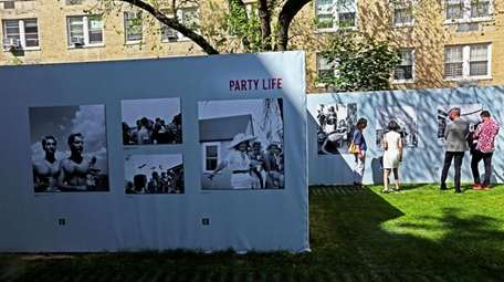 The New-York Historical Society opened an exhibition in