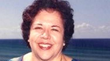 Judith Bender in an undated photo. Retired Newsday