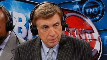 Marv Albert retire? No way.