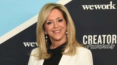 Joy Mangano attends as WeWork presents Creator Awards