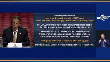 Gov. Andrew M. Cuomo announced Monday that New