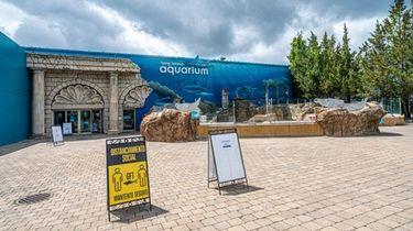 The Long Island Aquarium in Riverhead on June