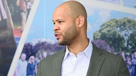 Daniel Lloyd, founder and president of Minority Millennials,