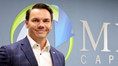 John-Paul Smolenski, CEO of MMP Capital, said equipment