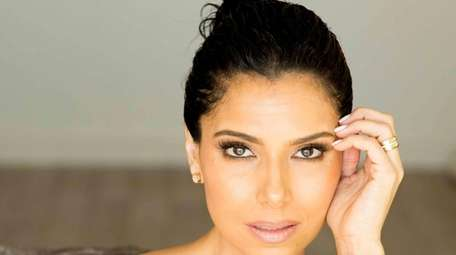 Actress, singer and songwriter Roselyn Sanchez stars on