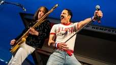 Tribute band Almost Queen will play a concert