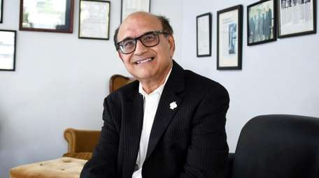 Raj Mehta is among four entrepreneurs who will