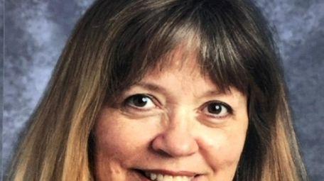 Northport High School English teacher Pam Uruburu of