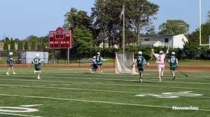 Connetquot defeated Floyd, 12-6, in Suffolk Division I