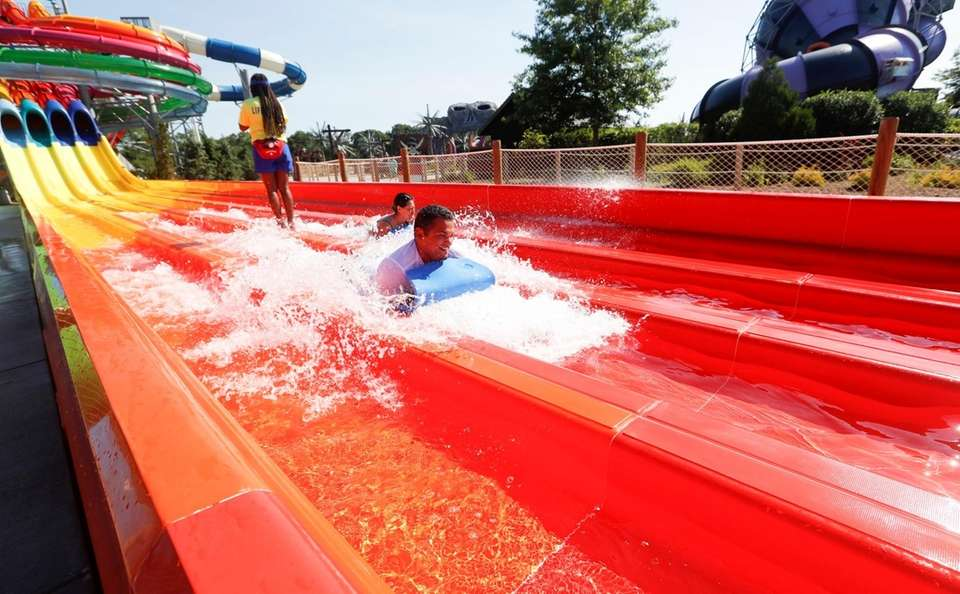 Splish Splash Water Park in Calverton reopens Memorial