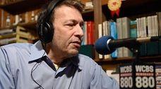 Meteorologist Craig Allen recently marked his 40th anniversary