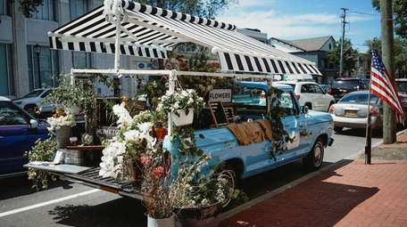 Hometown Flower Company will be in Riverhead and
