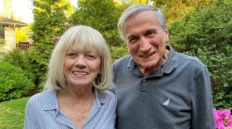Joyce and Angelo Rum of Huntington have four