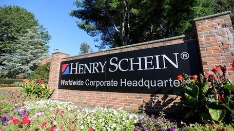 Henry Schein, with worldwide headquarters in Melville, has