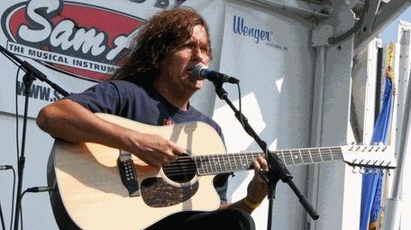 Zebra singer-guitarist Randy Jackson will perform in Lake