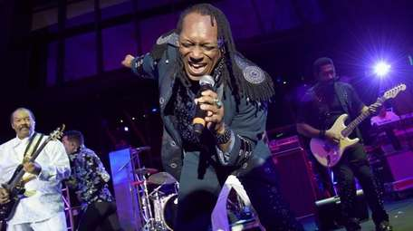Walter Orange and The Commodores will perform