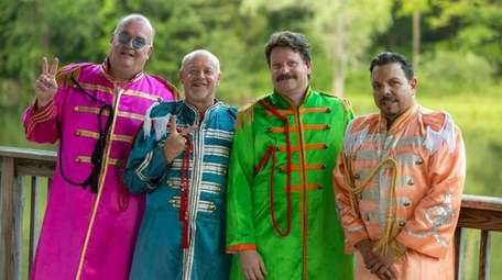 The Beatles tribute group Penny Lane will perform