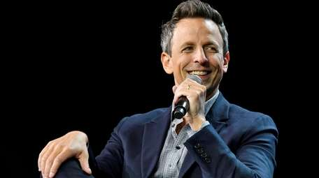 Seth Meyers will appear at Westhampton Beach Performing