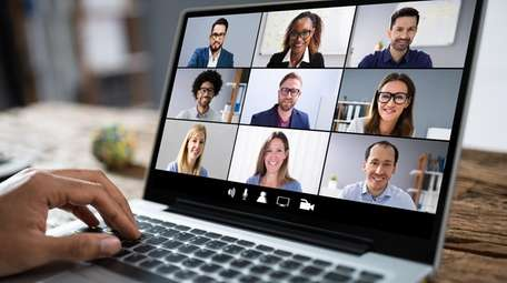 Zoom Video Communications is among those firms reporting