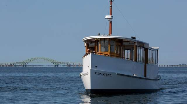 """Shoreline Trading Company's """"Running Wild"""" is now sailing"""