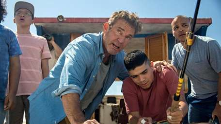 Blue Miracle' review: Painstakingly predictable, unabashedly sincere    Newsday
