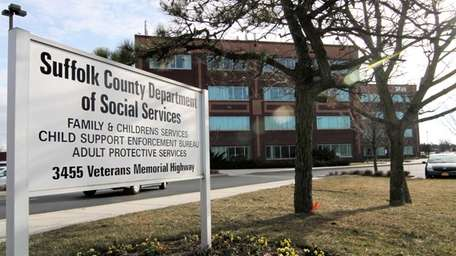 The Suffolk County Department of Social Services in